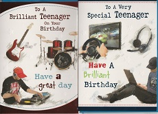 Wholesale teenager greeting cards teenager birthday cards teenager m4hsunfo