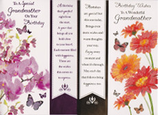 Grandmother greeting cards wholesale grandma birthday cards nan grandmother birthday m4hsunfo